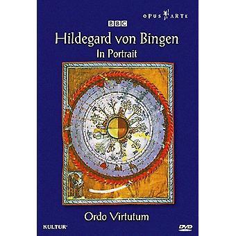 Importación de Hildegard de Bingen - en Estados Unidos retrato Ordo Virtutum [DVD]