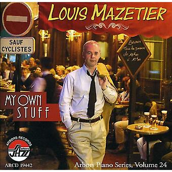 Louis Mazetier - mine egne ting [CD] USA import