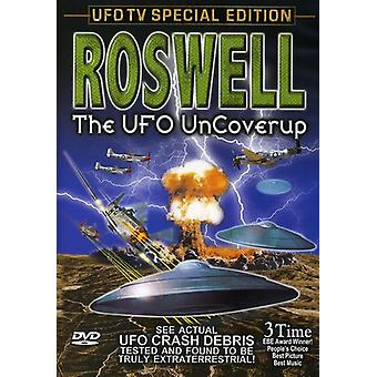 Roswell - Roswell: Vol. 6-Ufo Coverup [DVD] USA import