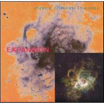 Patrick Zimmerli Ensemble - udvidelse [CD] USA import