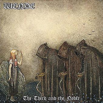 Wende - The Third and the Noble [CD] USA import