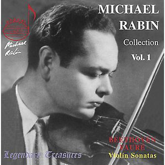 Michael Rabin - Michael Rabin samling [CD] USA import