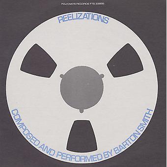 Barton Smith - Reelizations: Komponiert von Barton Smith [CD] USA Import & durchgeführt.