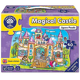 Orchard Magical Castle Puzzle