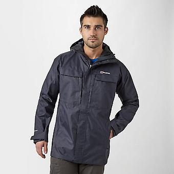 Grey Berghaus Men's Ruction 2.0 Waterproof Jacket