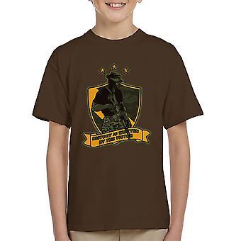 History Writer Call Of Duty Kid's T-Shirt