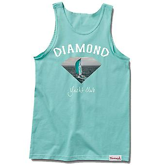 Diamond Supply Co OG Yacht Club Tank Top Diamond blå
