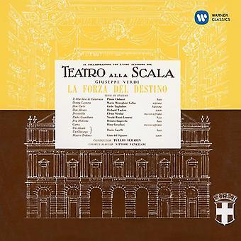 Verdi/Callas/Tucker/Tagliabue/Serafin - La Forza Del Destino (1954) importazione USA [CD]