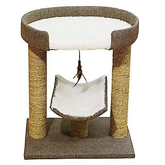 Rosewood Cat Scratcher Post