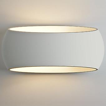 Astro Aria 370 Plaster Wall Light