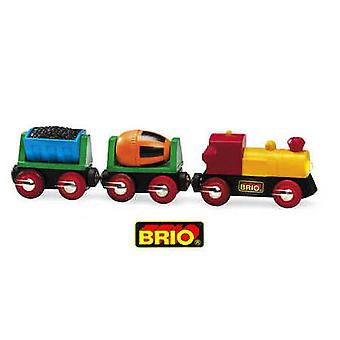 BRIO Train de piles Action 33319