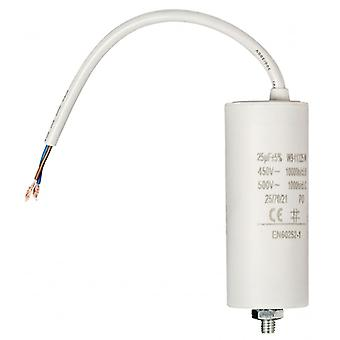 Fixapart Capacitor uf 450V 450 + cable/25.0 V + cable