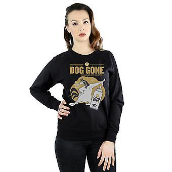Looney Tunes Women's Foghorn Leghorn Dog Gone Sweatshirt