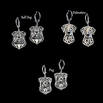 Gorgeous Dog Lover Earrings - Ginger Lyne Collection
