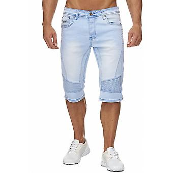 Mens of ripped jeans shorts of men's shorts acid washed ripped pants holes destroyed new