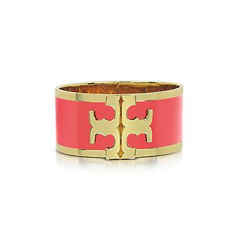 Tory Burch women's 37775607 red metal bracelet