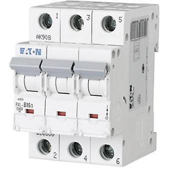 Circuit breaker 3-pin 16 A