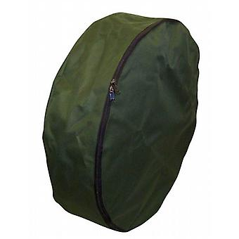 Roulotte ricambio ruota con zip custodia / Cover in materiale di nylon impermeabile