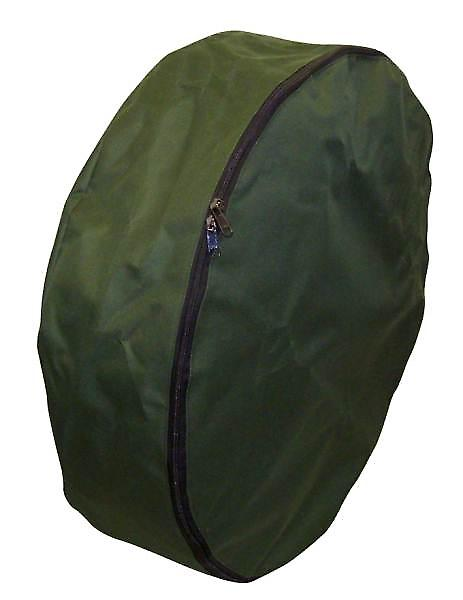 Caravan Spare Wheel Zipped Storage Bag / Cover in waterproof nylon material