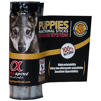Alpha Spirit Cubs 8 string bars. (Dogs , Treats , Edible Sticks)