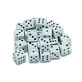 Cayro Bag 25 Dice Points 12 Mm (Babies and Children , Toys , Others)