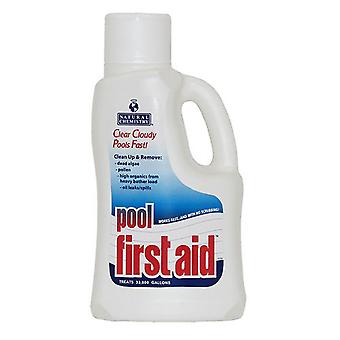 Natural Chemistry 03122 Pool First Aid 2 Liter for Fast Cleanup