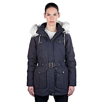 Craghoppers Ladies Ashby Waterproof Coat Navy CWP938