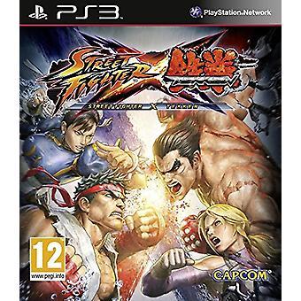 Street Fighter X Tekken (Xbox 360)