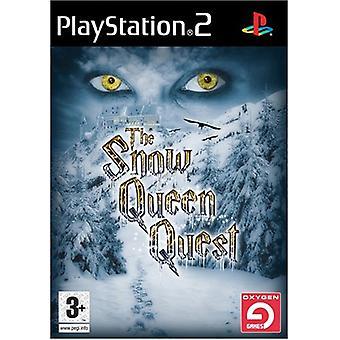 La quête de la Reine des neiges (PS2)