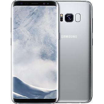 Free Smartphone Samsung Galaxy S8 plus SM G955F Super AMOLED 4 G LTE, 64 GB - Silver