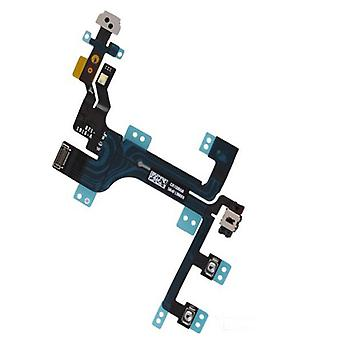 Power Flex cable for Apple iPhone 5S on off volume button Flex