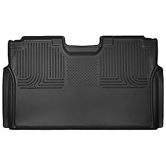 Husky Liners 2nd Seat Floor Liner Fits 15-18 F150(17-18 F250/350) SuperCrew