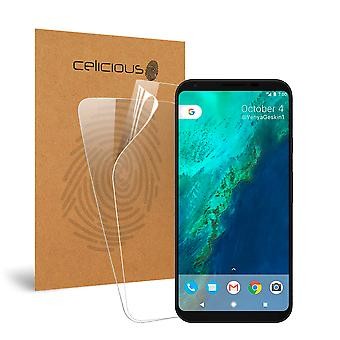 Celicious Vivid Invisible Screen Protector for Google Pixel 2 [Pack of 2]