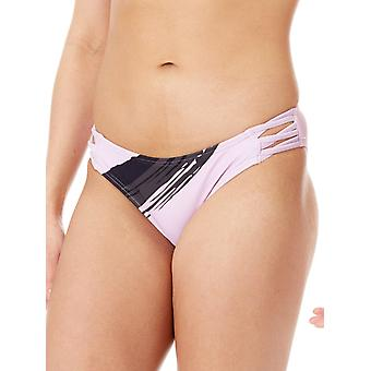 Fox Lilac Rodka - Lace Up Womens Bikini Bottom