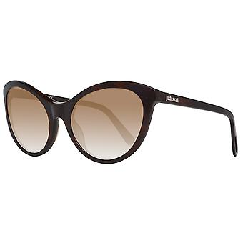 Just Cavalli sunglasses ladies Brown