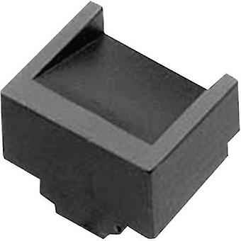 Cap for RJ45 connector Black Würth Elektroni