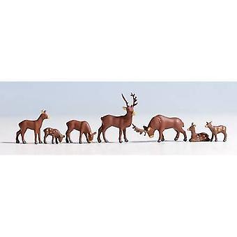 Figuras de ciervos de NOCH 15730 H0