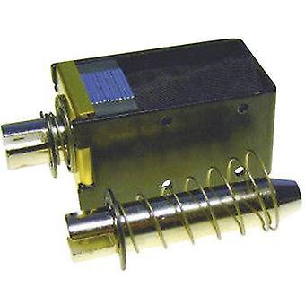 Solenoid attracting 0.2 N 36 N 12 Vdc 10 W Tremba HMA-3027z.001-12VDC,100%