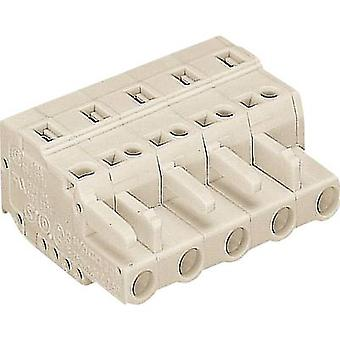 WAGO Socket enclosure - cable 721 Total number of pins 5 Contact spacing: 7.50 mm 721-205/026-000 1 pc(s)