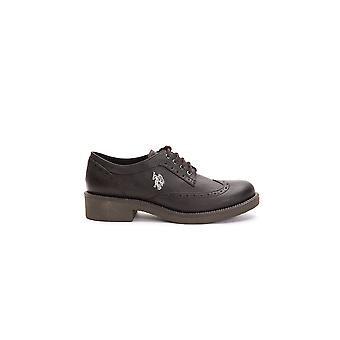 Shoes Brown Seraphin Us Polo Woman