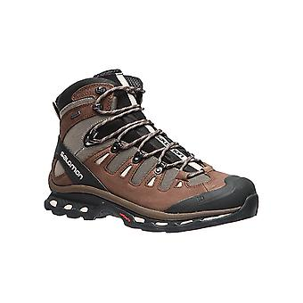 Salomon quest 4 d GTX 2 boots hiking shoes Brown