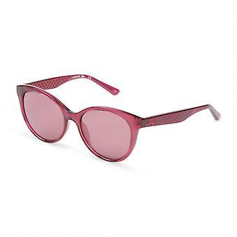 Óculos de sol roxo L831S Lacoste primavera/verão das mulheres