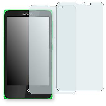 Nokia X Plus screen protector - Golebo crystal clear protection film
