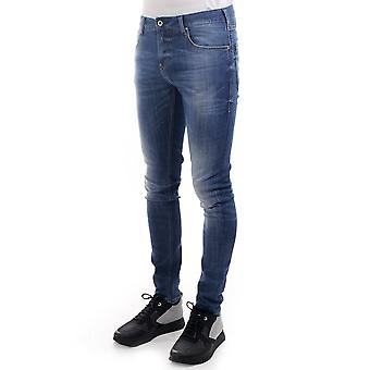Scotch & Soda Skim Plus Dutch Blauw 32 Leg