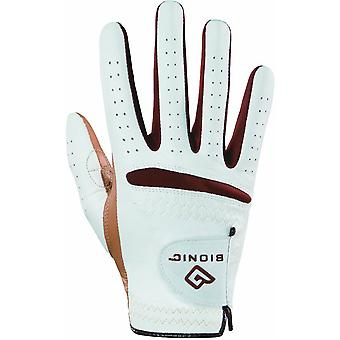 Bionic Women's RelaxGrip Caramel Palm Right Hand Golf Glove