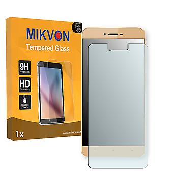 Allview X3 Soul Screen Protector - Mikvon flexible Tempered Glass 9H (Retail Package with accessories)