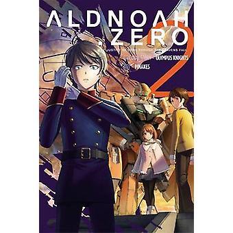 Aldnoah zéro saison un - Vol. 2 par Olympus chevaliers - Pinakes - 978031