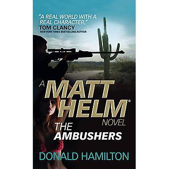 Matt Helm - Ambushers by Donald Hamilton - 9780857683359 Book