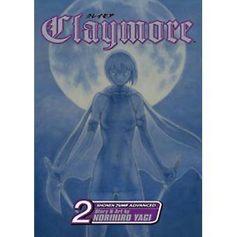 Claymore by Norihiro Yagi - 9781421506197 Book
