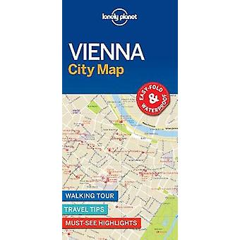 Lonely Planet Vienna City Map by Lonely Planet - 9781786579188 Book